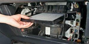 vệ sinh điều hòa ô tô hà nội